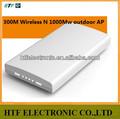 Teste completo 300 M realtek chipset POE poder 1000 Mw ao ar livre wiamx AP / CPE / Bridge antena wi fi aberto wrt router bolso hdmi transmissor