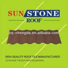 Gaf Asphalt Shingles Sand Stone Coated Roof Sheet Tiles Roof Panels