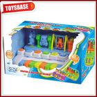 Kids animal electronic organ toy musical organ toys educational organ toy
