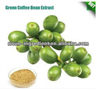 Herbal supplement coffee bean extract