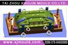 3D front bumper molding,car bumper molding machine