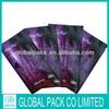laminated printed twilite 3g zip bag for potpourri/resealable bag for incense