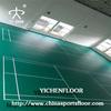 Anti Slip PVC Flooring/Badminton Court Vinyl Flooring/Badminton Court Wooden Flooring