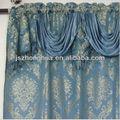 pattens elegante cortina de la ventana con cenefas elegante