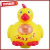 Plastic chicken toys