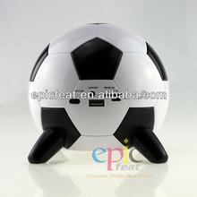 world cup 2014 souvenir play MP3 format music football speaker