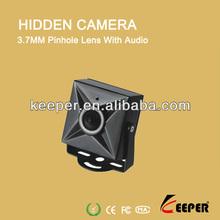 spy camera cctv camera manufacturer CCTV security Camera Pinhole lens Sony's monitor Mini Hidden Security