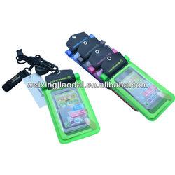 Custom Waterproof Bag for Phone Plastic Swimming Bag Japan