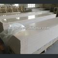 Precio de fábrica de piedra Artificial superficie / Qartz piedra hoja / de piedra de cuarzo para la decoración de materiales ( BT-C1093 )