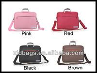 2013 best sell nylon messenger laptop bag