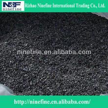 additif de carbone amorphe poudre de graphite dans le moulage