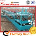Automatic Galvanized Gutter Aluminum roofing Metal panel machine