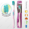 2015 new design toothbrushes