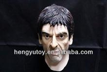 2013 Adult Full Head Latex movie star costume & cro Latex movie star Mask for Christmas