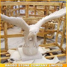Various Eagle Stone Sculpture