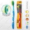 new design plastic toothbrush