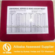 big case 418pc epdm rubber o ring kit