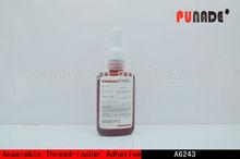 Best one-component thixotropic anaerobic thread locker for hair threading machine