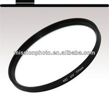 82 Mm UV filtro de la lente para Nikon D40 D5000 D40X D60 52 Mm