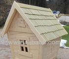 Decorative wooden shingles