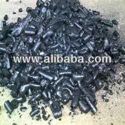 Black Luster Solid Modified Coal Tar Pitch Asphalt