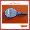 best wholesale price 4gb tennis racket shape usb flash drive