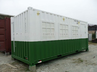 prefabricated modern container office