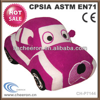 Birthday gift for kids lovely plush baby soft toy car