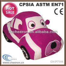 doğum günü hediyesi çocuklar için sevimli peluş bebek yumuşak oyuncak araba