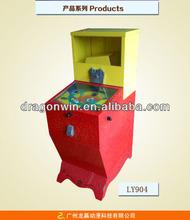 2013 interested DARDONWIN animation coin operated japanese arcade mini pinball machine kit for kids
