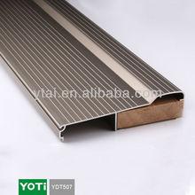 YDT507 aluminum door sills