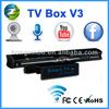 Sunvell v3 Smart Tv box Android 4.2 RK3066 Dual-Core Cortex A9 1.6GHz xbmc 1GB ROM 8GB Wifi 1080P mini pc