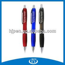 Promotional Fancy Logo Metal Ballpoint Pen Tip Pen