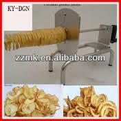 multifunctional spiral potato cutter