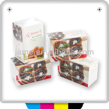 chocolate window candy boxes promotion