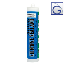 General purpose waterproof silicone sealant