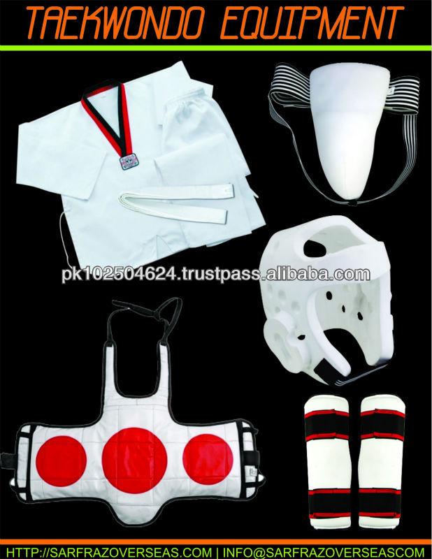 Taekwondo Equipment