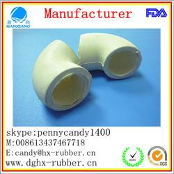 Dongguan factory customedrubber flexible bellows