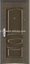hot sale steel door folding sliding(YF-C02)
