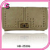 2014 fashion gold PU rivet handbag