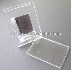 blank fridge magnet photo frames