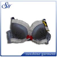 hot selling latest design high quality wholesale hot sex lady bra and bikini