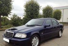 Mercedes-Benz C 240 Classic Car (LHD 97098 PETROL)