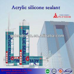 acetoxy silicone sealant china factory/glass glue/General Purpose silicone Sealant/Adhesive