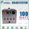 output DC12V/AC220V Portable Classical product 100W solar panel system