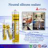 neutral silicone sealant/gap filler/acrylic joint sealer/