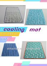 Queen Size Gel Memory Foam Pad Cool Sensation Rejuvenator Mattress Topper