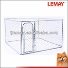 7.5x7.5x4ft Hot sale silver dog show cage in home and garden