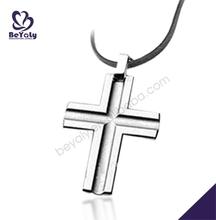 Cute cross shape smooth fit chic titanium best ankh pendants