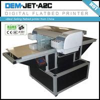 ECO Solvent Printer Flatbed Inkjet Printer A2 Printer